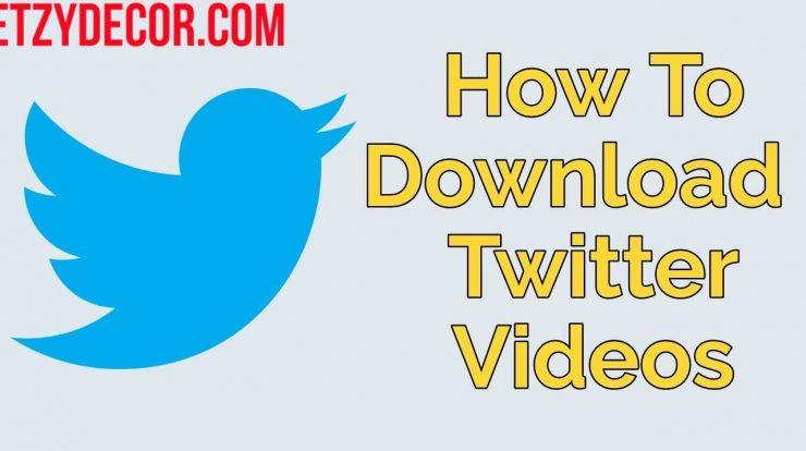 cara download video di twitter tanpa aplikasi